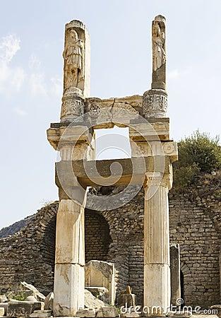Ancient Greek city Ephesus