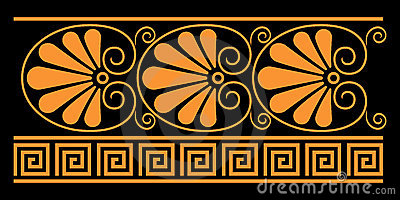 Ancient Greek decorative elements