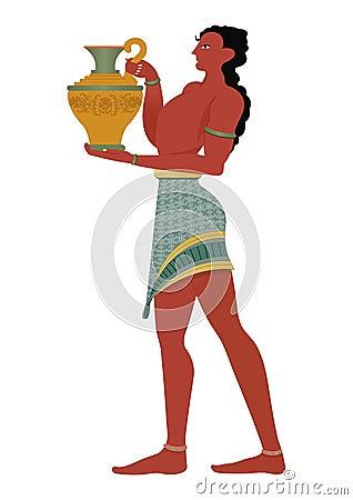 Ancient Greek man 2