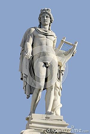 Ancient Greek Statue