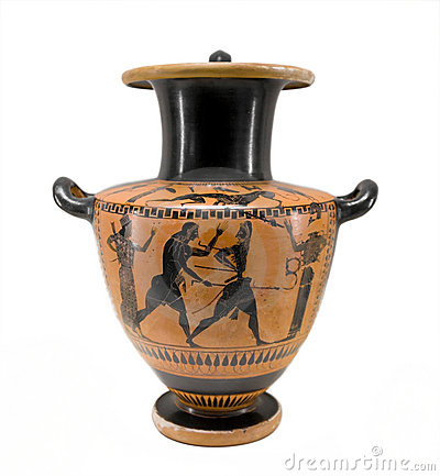 Ancient Greek Vessel