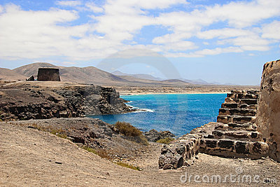 Ancient Harbour Defences, Fuerteventura