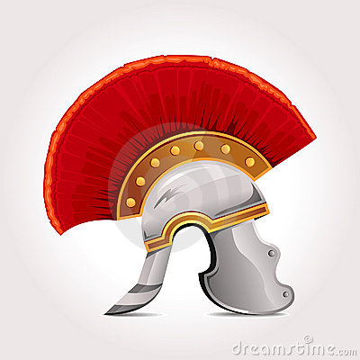 Ancient Helmet