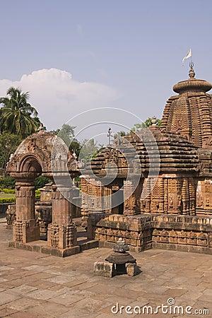 Free Ancient Hindu Temple Royalty Free Stock Image - 13657776