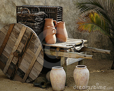 Ancient Home Life