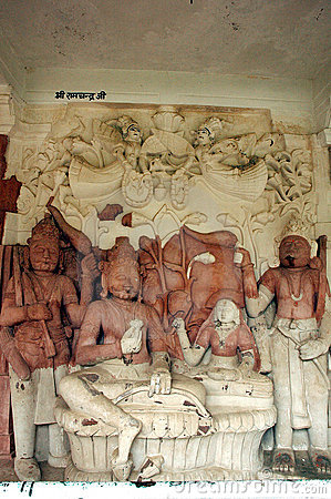 Ancient Indian sculptures