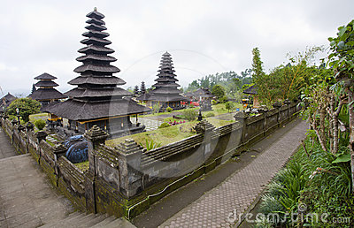 Ancient indonisia temple