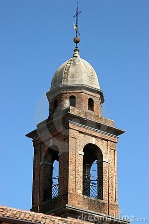 Ancient Italian Bell Tower