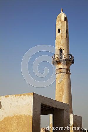 Ancient Khamis Mosque, Bahrain