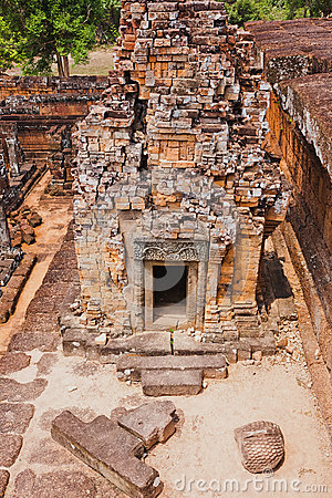 Ancient khmer civilization, Angkor Wat, Cambodia