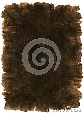 Ancient leather parchment texture background