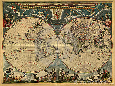 Ancient map