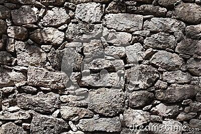 Ancient Mayan stonework