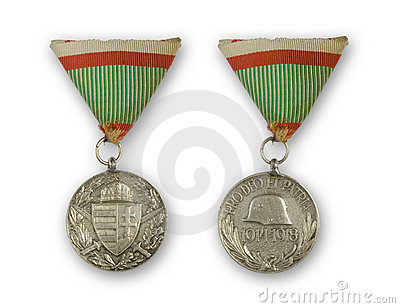 Ancient medal