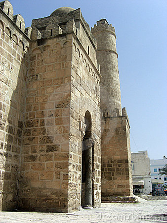 Ancient medina in sousse