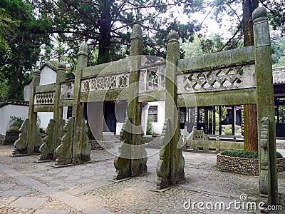 Ancient memorial arch