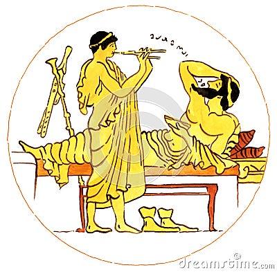 Ancient music greek