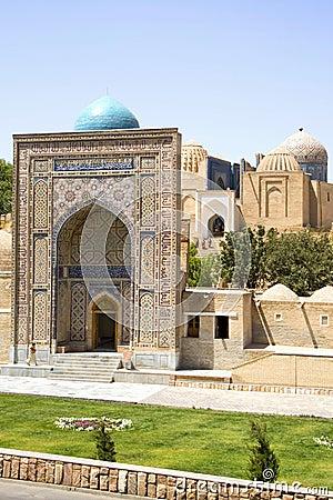 Ancient Muslim Mausoleum