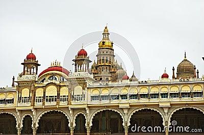 Ancient Mysore Palace