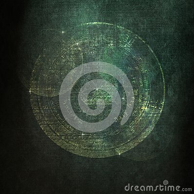 Free Ancient , Mystical, Cosmic Grunge Texture Royalty Free Stock Photos - 101739408