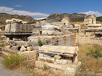 Ancient necropolis, part one