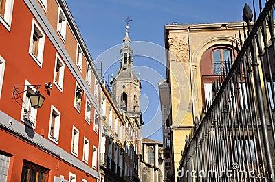 Ancient neighborhood, Vitoria (Spain)
