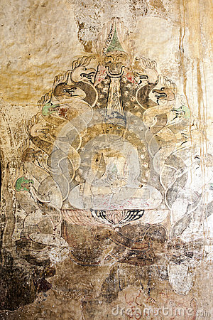 Ancient Burmese Painting