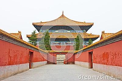 Ancient Palace of China