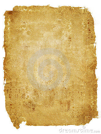 Free Ancient Parchment Royalty Free Stock Images - 5003869