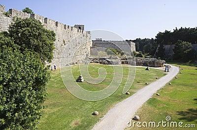 Ancient Rhodes