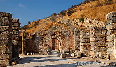 Ancient Road, Ephesus
