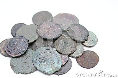Ancient Roman Coins