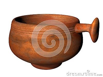 Ancient Roman Dipper