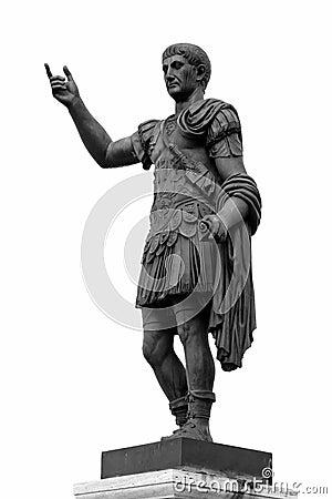 Ancient Roman Staue