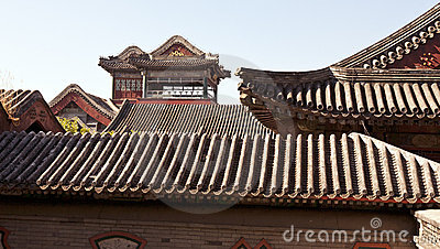 Ancient Rooftops