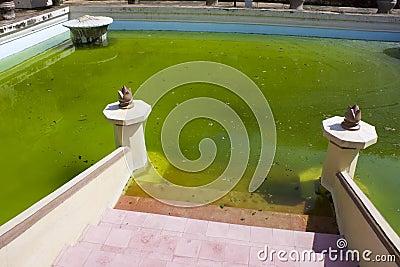 Ancient Royal Pool, Yogyakarta, Indonesia