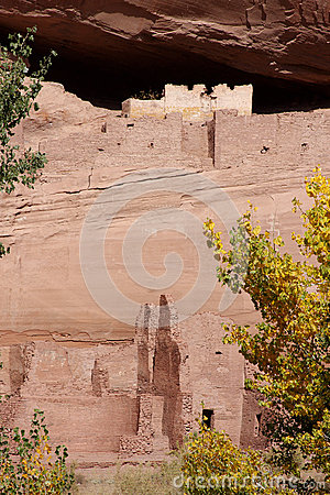Free Ancient Ruins In Canyon De Celly Royalty Free Stock Photos - 77986718