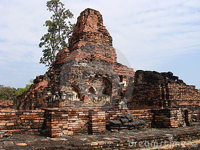Ancient Ruins of Sukhothai