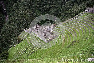 Ancient ruins of Winaywayna