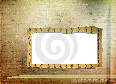 Ancient scratch abstract background