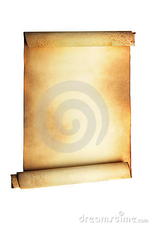 Free Ancient Scroll Stock Photos - 7986843