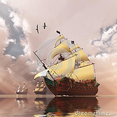 Ancient Ships