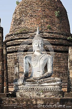 Ancient Siam Buddha