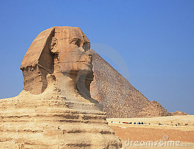 The Ancient Sphinx