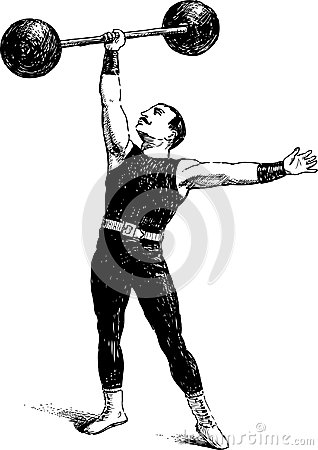 Free Ancient Sportsman Royalty Free Stock Photography - 30396487
