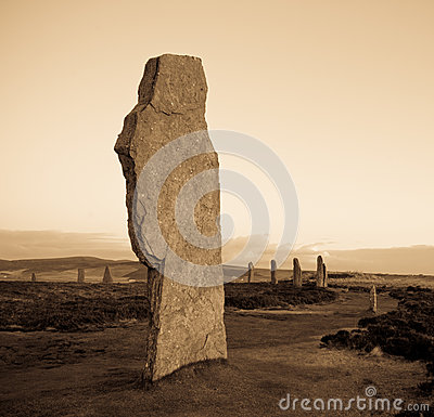 Ancient Standing Stone