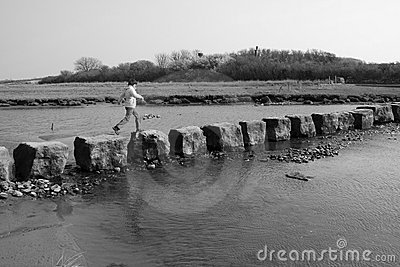 Ancient stepping stones