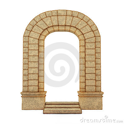 Ancient Stone Arc