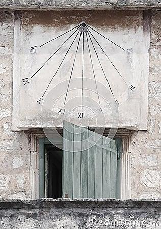 Free Ancient Sun Watch In Split Stock Photo - 770660