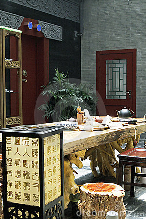 Free Ancient Teahouse Of China. Stock Photos - 5645083